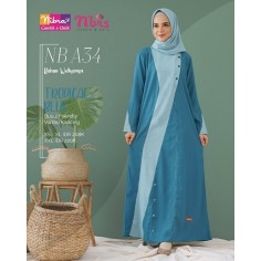 Gamis Nibras NB A34...