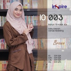 Inspire Outer IO 03 Brown
