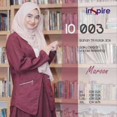 Inspire Outer IO 03 Maroon