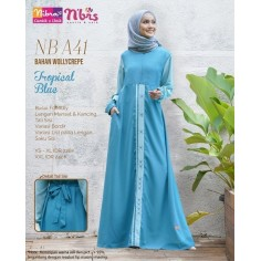 Gamis Nibras NB A41...