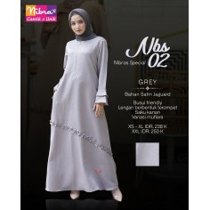 Gamis Nibras Special NBS 02...
